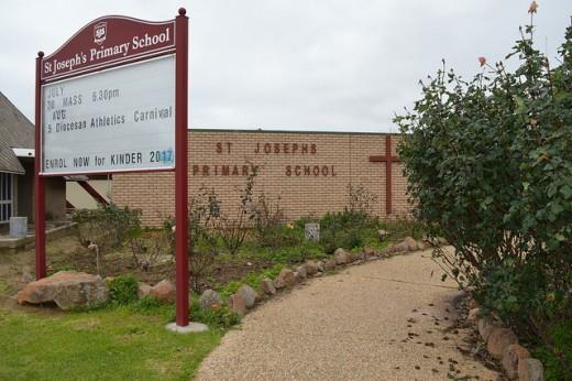St Joseph's Primary School Culcairn, NSW
