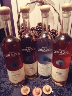 Delicious, elegant holiday gift: Tequila Corazon Expresiones