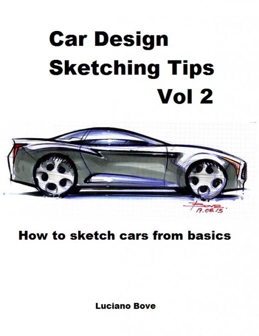 Car Design Sketching Vol 2