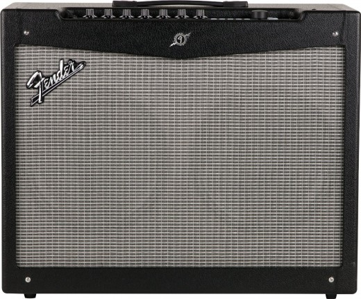 The Fender Mustang IV is a great choice for guitarists who need a powerful, flexible amp for gigs.