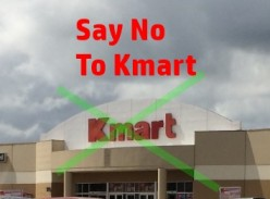 Kmart Has Forgotten Who Keeps Them Going