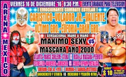 CMLL Super Viernes: Back to the Known