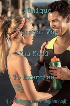 6 Unique Reasons Why You Need to Exercise