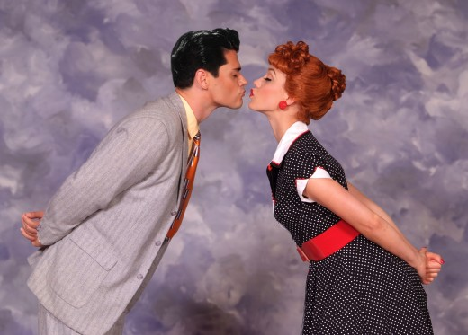 Gillian loves I Love Lucy!