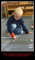 What Is Hands-On Learning? Why Is It Best for Preschoolers?