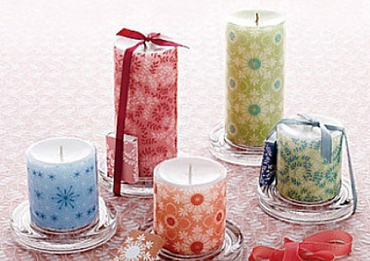 33 outstanding candle craft ideas hubpages for Candle craft ideas
