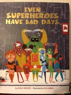 Superheroes Teach Life Lessons in New Action-Packed Picture Book