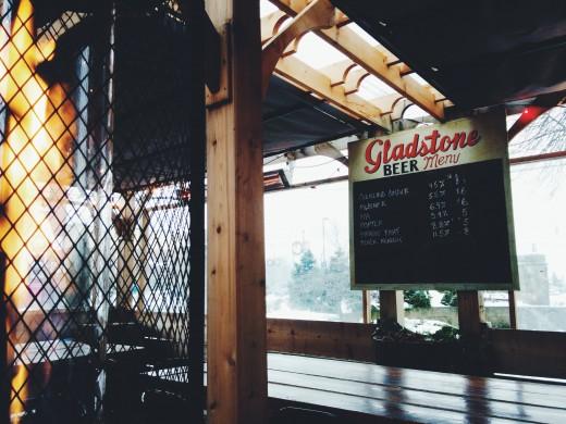 Gladstone Brewery
