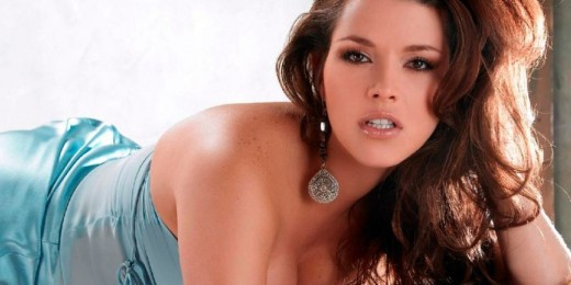 Beautiful actress, singer and former Miss Universe, Alicia Machado.