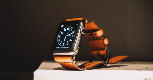 Apple watch bands are offered in various designs and materials.