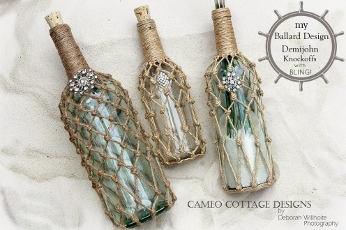 34 DIY Super Creative Wine Bottle Craft Ideas