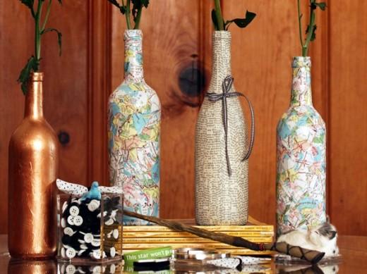 36 Diy Super Creative Wine Bottle Craft Ideas Feltmagnet