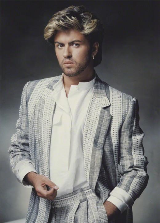 George Michael ca. 1985