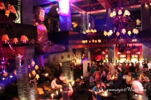 Dating rotation will help you gain more confidence (Buddha Bar, Makati City)