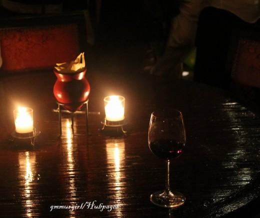 Active dating scene (Buddha Bar, Makati City)