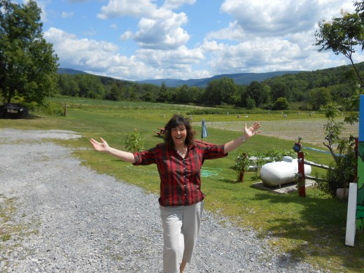 A day trip, like this one to Vermont that my husband took me on, is always a fun gift. I love Vermont so it was a special experience.