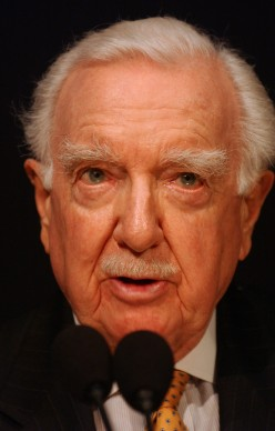 Just 10 of The Many Reasons Why I Still Miss Walter Cronkite
