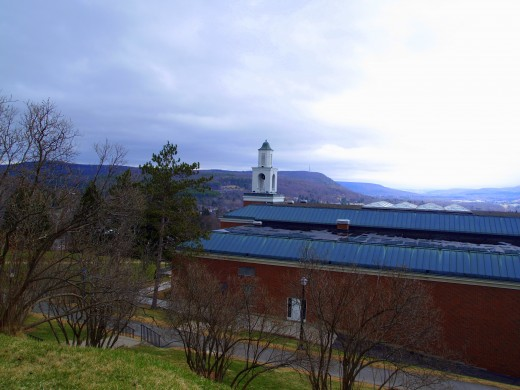 Special Thanks to Hartwick College, Oneonta NY for the use of their beautiful library!