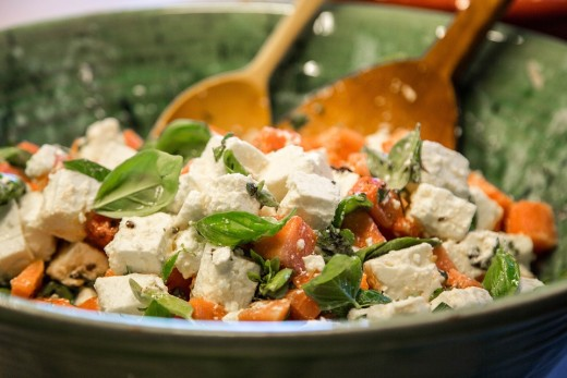 Prepare meals with healthy and fewer ingredients.
