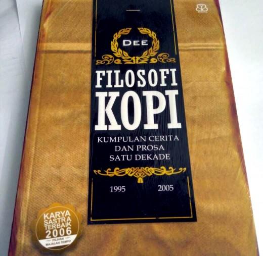 Filosofi Kopy by Dewi Lestari