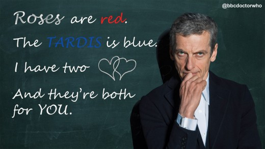 Did you know the Doctor has two hearts?