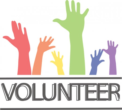 Volunteering can really enhance your self-esteem!