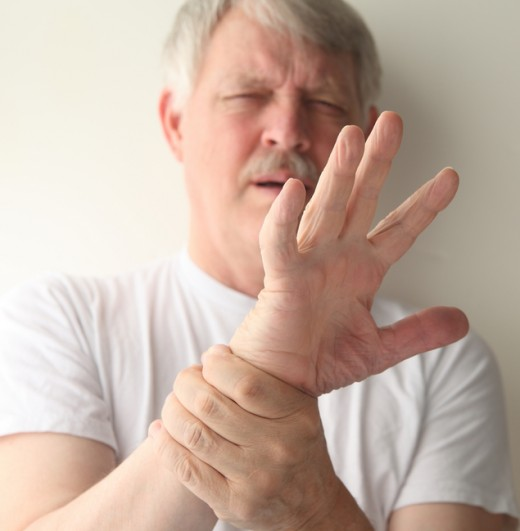 Shaky hands syndrome