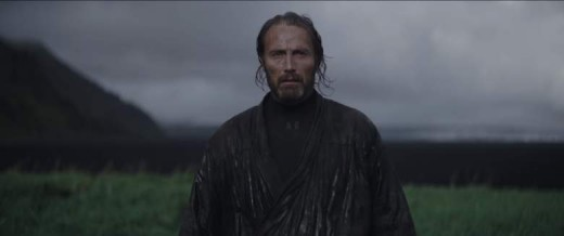 Galen Erso before coming face to face with Director Orson Krennic