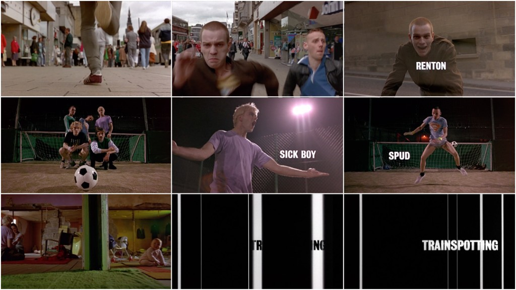 Trainspotting (1996) - Opening Sequence