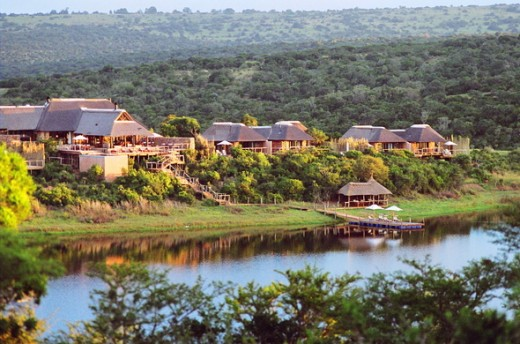 Pumba Game Reserve in the Eastern Cape