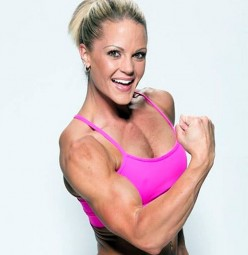 Nicole Wilkins - IFBB Figure and Fitness