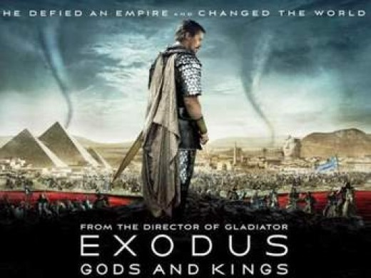 In the Bible the Israelite leave Egypt to go to their Promised Land, this was called exodus in the Bible. It was a lot of people moving from Egypt to the Promised Land, today Palestine