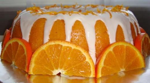 Orange Dream Creamsicle Cake