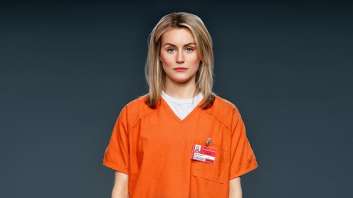 Piper Chapman in 'Orange is the New Black.'
