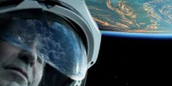 Humans in 2120 fly around on earth, mars and several other planets in flying space with super sonic speeds.