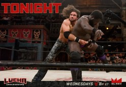 Lucha Underground Review: All Story