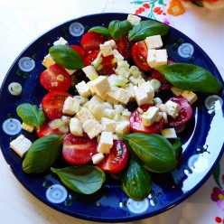How to Make Feta and Cottage Cheese