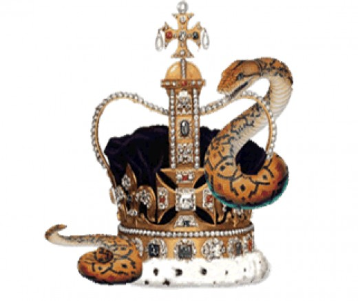 Serpent - Sempill, Treason against the Crown that gave him status over others