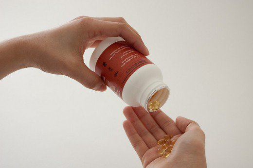 Supplements can prevent or slow down the development of eye disorders.