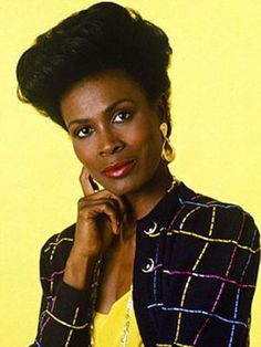 Janet Hubert in 1990...