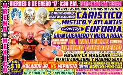 CMLL Lucha Kingdom Preview