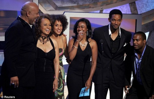 Some of the cast reunited for the 2005 BET Awards!