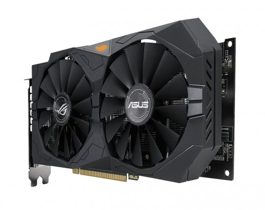 Our $500 build allows for the GTX 1050Ti at around a $480 budget and the RX 470 4GB at around $510. Either of these cards does a fantastic job in 1080p on modern AAA titles.