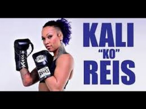 Kali Reis was world rated as a lightweight and a two time middleweight champion of the world.