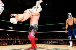 CMLL Lucha Kingdom Review!