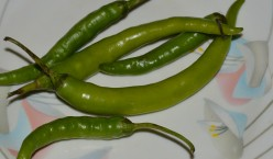 Top Twenty Health Benefits of Green Chilies