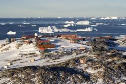 Human settlement in Antarctica