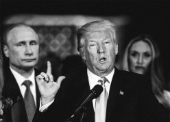 Can Congress make sanctions against Russia if PEOTUS Trump refuses