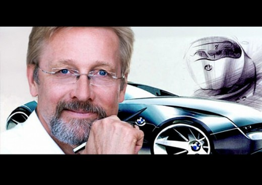 Chris Bangle former BMW VP Design