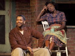 The Movie 'Fences' with Denzel Washington and Viola Davis
